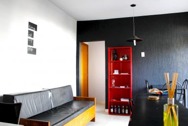 Foto Apartamento de 1 quarto à venda no Lourdes em Belo Horizonte - Imagem 01