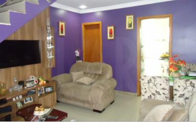 Foto Casa Geminada de 2 quartos à venda no Santa Mônica em Belo Horizonte - Imagem 01