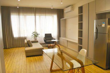 Foto Flat de 1 quarto à venda no Barro Preto em Belo Horizonte - Imagem 01