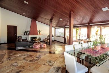 Foto Casa em Condomínio de 3 quartos à venda na Estância Serrana em Nova Lima - Imagem 01