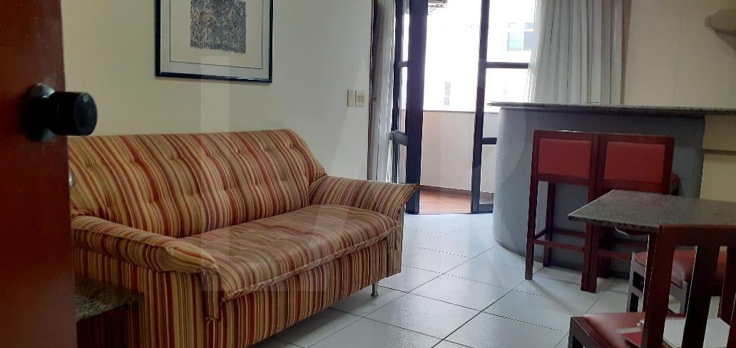 Foto Flat de 1 quarto para alugar no Lourdes em Belo Horizonte - Imagem 02