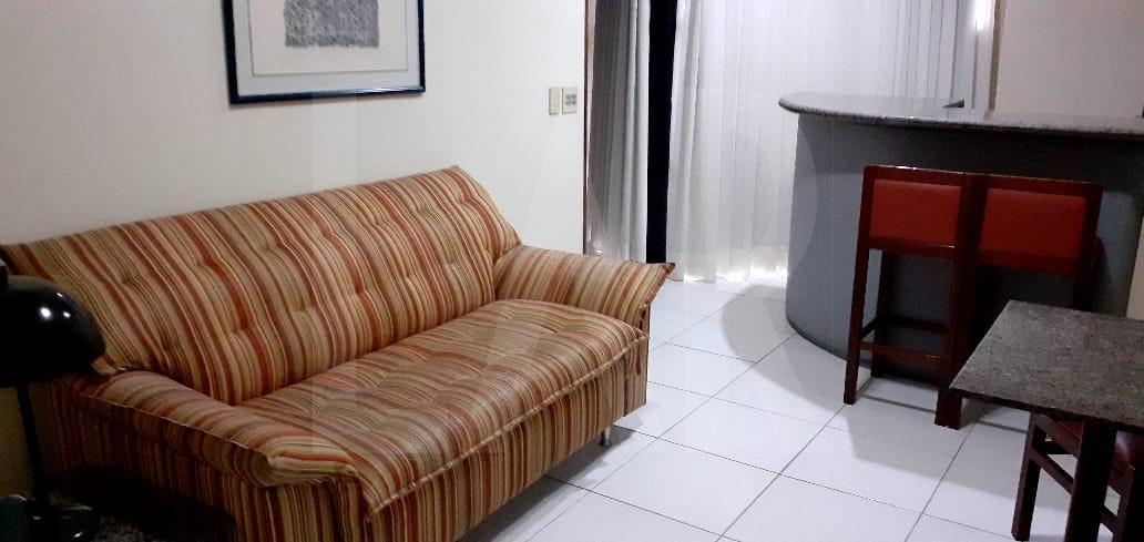 Foto Flat de 1 quarto para alugar no Lourdes em Belo Horizonte - Imagem 03
