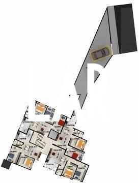Foto Cobertura de 2 quartos à venda no Alto Caiçaras em Belo Horizonte - Imagem 05