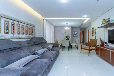 Foto Apartamento de 4 quartos à venda no Jaraguá em Belo Horizonte - Imagem 01