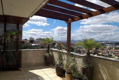 Foto Cobertura de 3 quartos à venda no SANTA ROSA em Belo Horizonte - Imagem 01