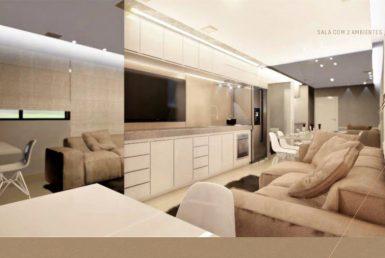 Foto Apartamento de 1 quarto à venda no São Lucas em Belo Horizonte - Imagem 01