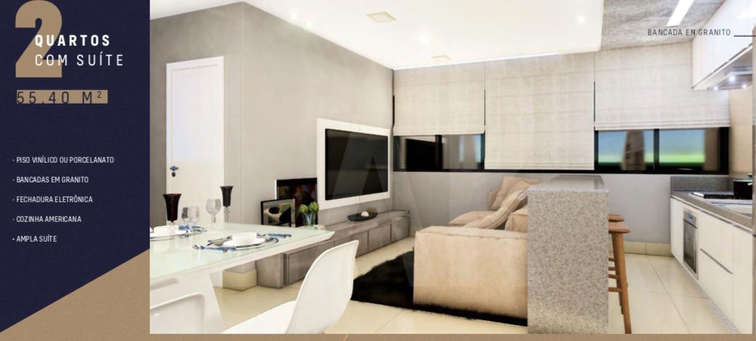 Foto Apartamento de 1 quarto à venda no São Lucas em Belo Horizonte - Imagem 09