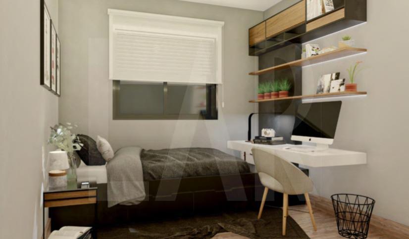 Foto Apartamento de 1 quarto à venda no São Lucas em Belo Horizonte - Imagem