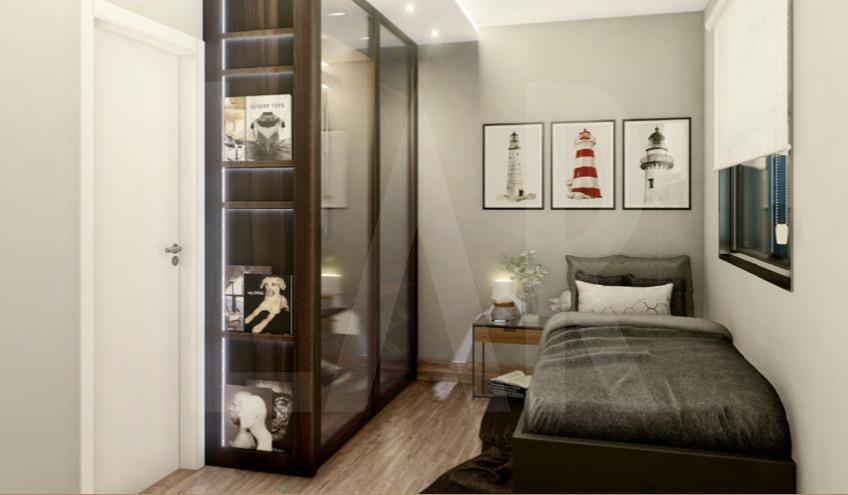 Foto Apartamento de 1 quarto à venda no São Lucas em Belo Horizonte - Imagem 04
