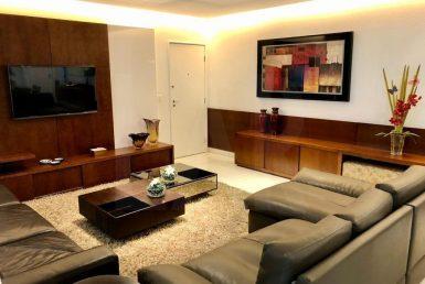 Foto Apartamento de 3 quartos à venda no Belvedere em Belo Horizonte - Imagem 01