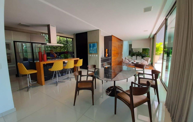 Foto Casa em Condomínio de 4 quartos à venda no Vale dos Cristais em Nova Lima - Imagem 04