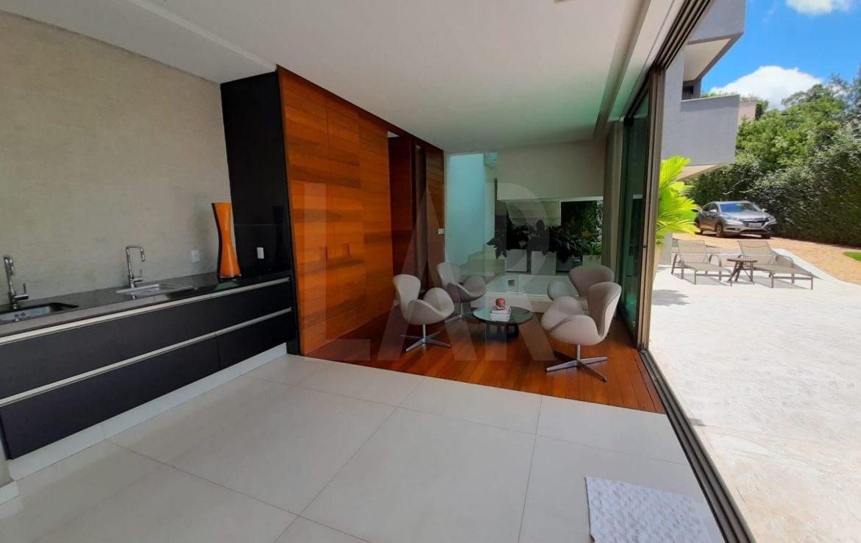 Foto Casa em Condomínio de 4 quartos à venda no Vale dos Cristais em Nova Lima - Imagem 06