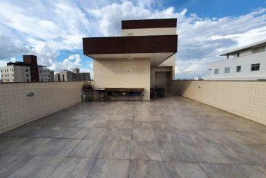 Foto Cobertura de 3 quartos à venda no Liberdade em Belo Horizonte - Imagem 01