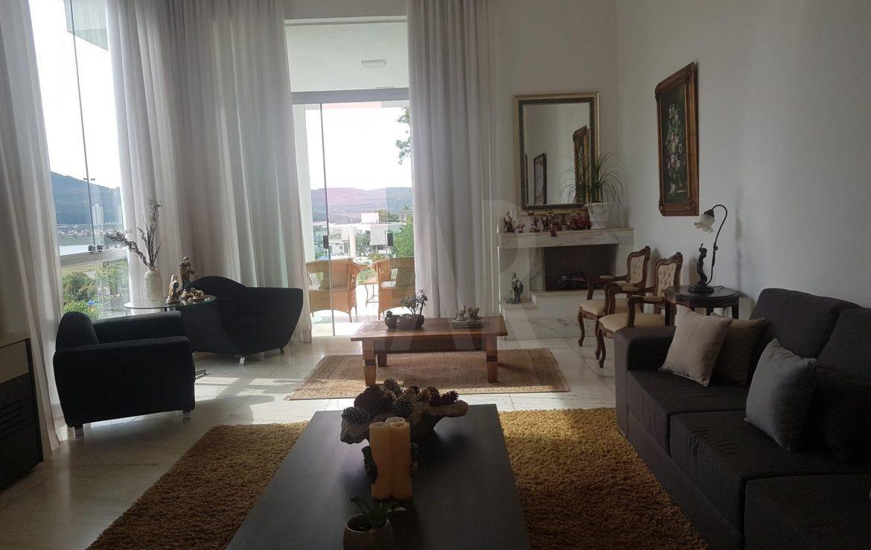 Foto Casa em Condomínio de 4 quartos à venda no Alphaville em Nova Lima - Imagem 02