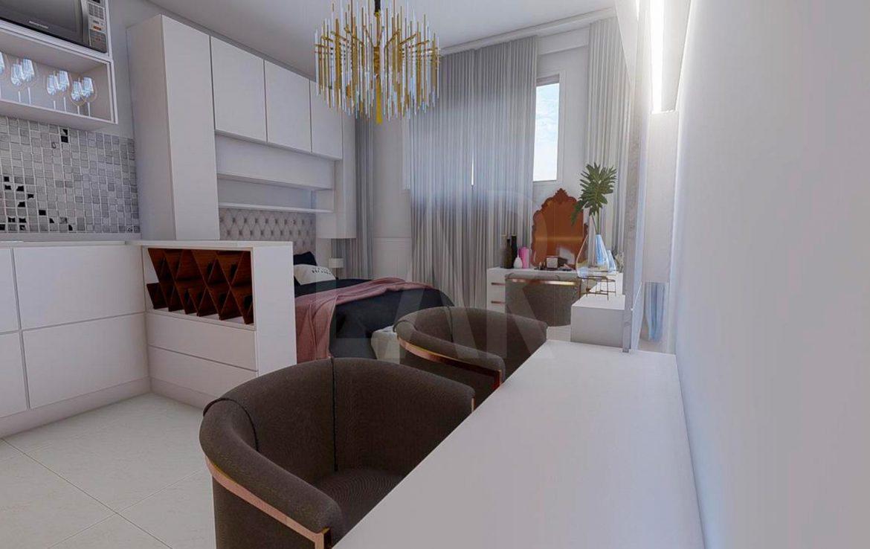 Foto Flat de 1 quarto à venda no Palmares em Belo Horizonte - Imagem 02