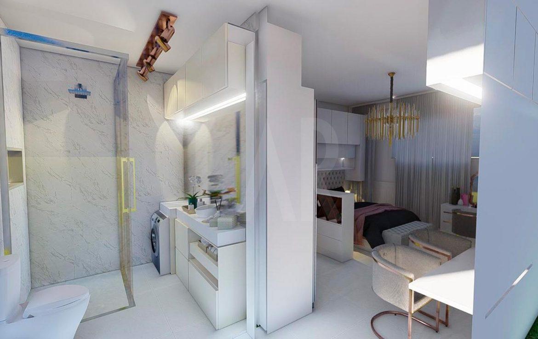 Foto Flat de 1 quarto à venda no Palmares em Belo Horizonte - Imagem 04