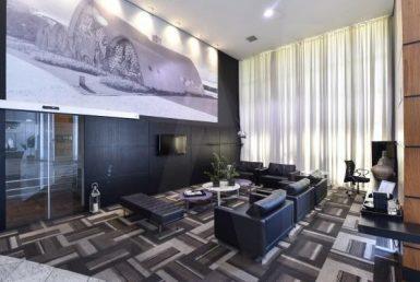 Foto Flat à venda no Serra em Belo Horizonte - Imagem 01