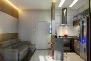 Foto Apartamento de 1 quarto à venda no São Luiz em Belo Horizonte - Imagem 01