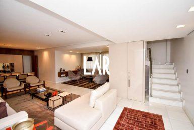 Foto Cobertura de 4 quartos à venda no Belvedere em Belo Horizonte - Imagem 01