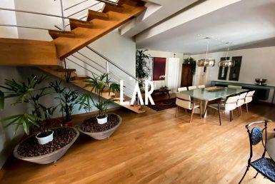 Foto Cobertura de 6 quartos à venda no Belvedere em Belo Horizonte - Imagem 01