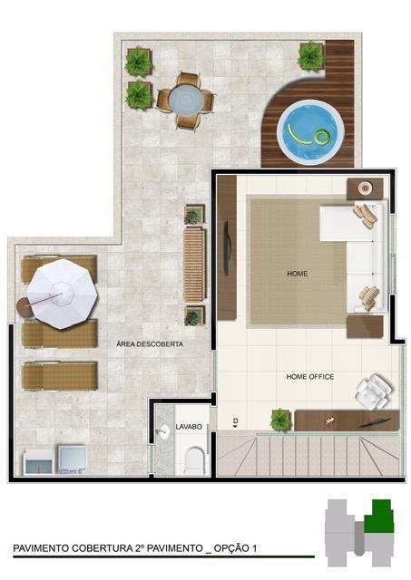 Foto Cobertura de 2 quartos à venda no Prado em Belo Horizonte - Imagem 07