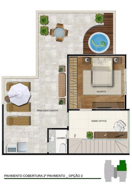Foto Cobertura de 2 quartos à venda no Prado em Belo Horizonte - Imagem 08