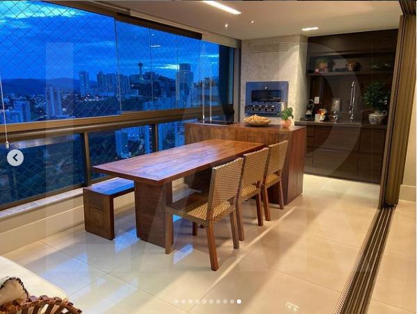 Foto Apartamento de 4 quartos à venda no Vila da Serra em Nova Lima - Imagem 06