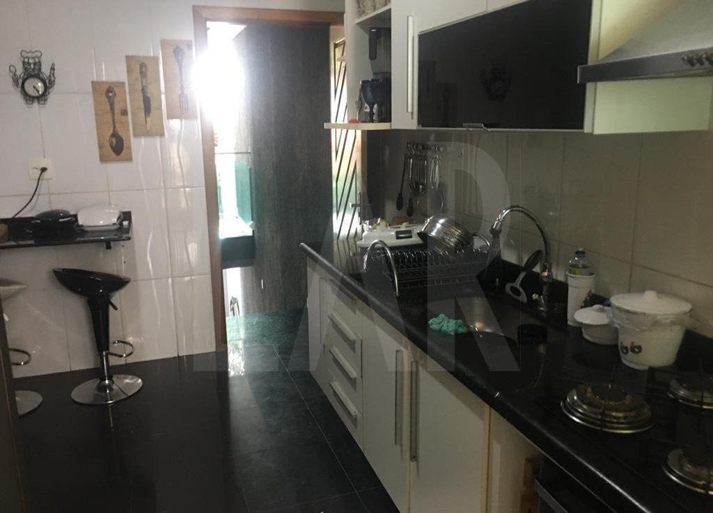 Foto Casa Geminada de 3 quartos à venda no Itapoã em Belo Horizonte - Imagem