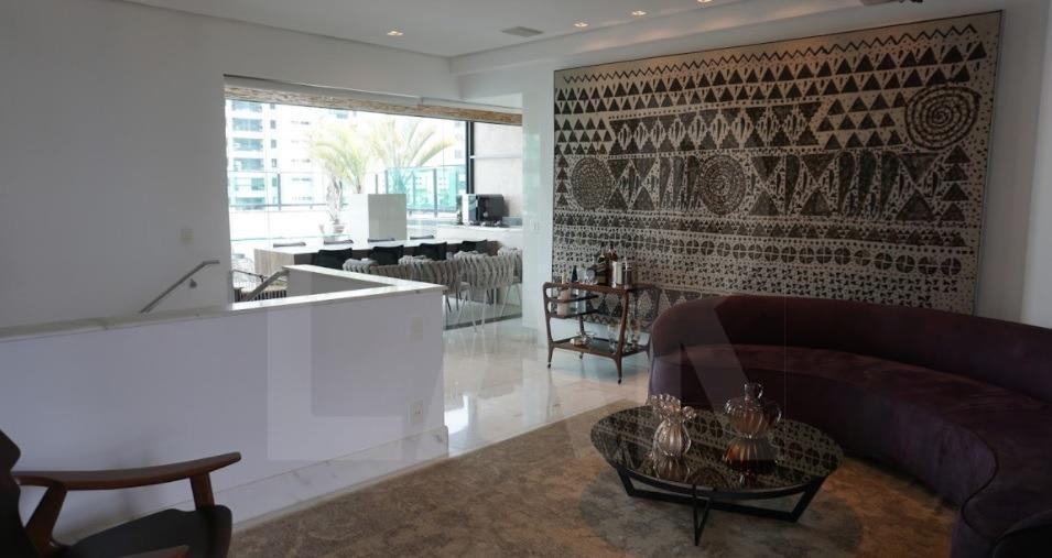 Foto Cobertura de 4 quartos à venda no Belvedere em Belo Horizonte - Imagem 05