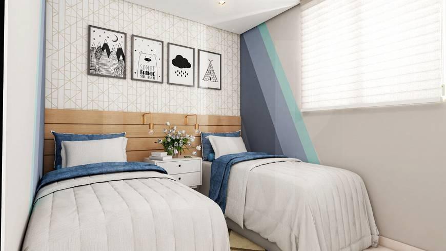 Foto Apartamento de 2 quartos à venda no Estoril em Belo Horizonte - Imagem 09