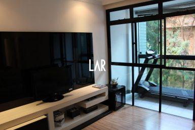 Foto Apartamento de 2 quartos à venda no Sion em Belo Horizonte - Imagem 01