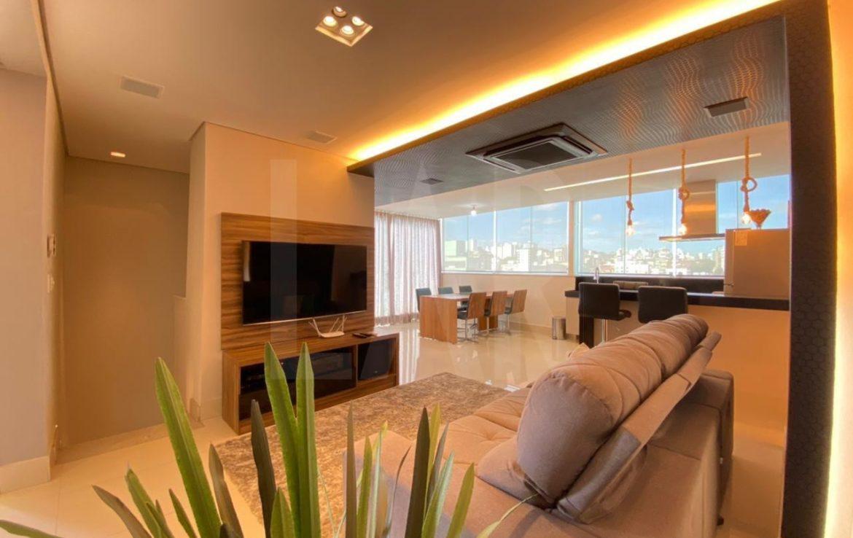 Foto Apartamento de 4 quartos para alugar no Castelo em Belo Horizonte - Imagem 02