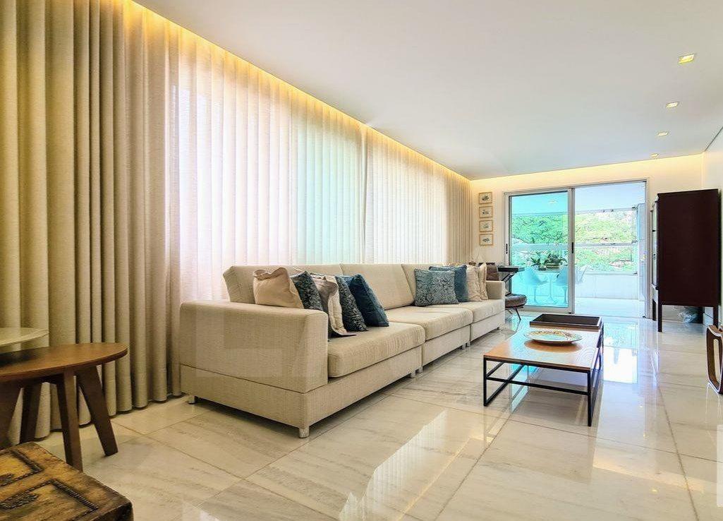 Foto Apartamento de 4 quartos à venda no Sion em Belo Horizonte - Imagem 02