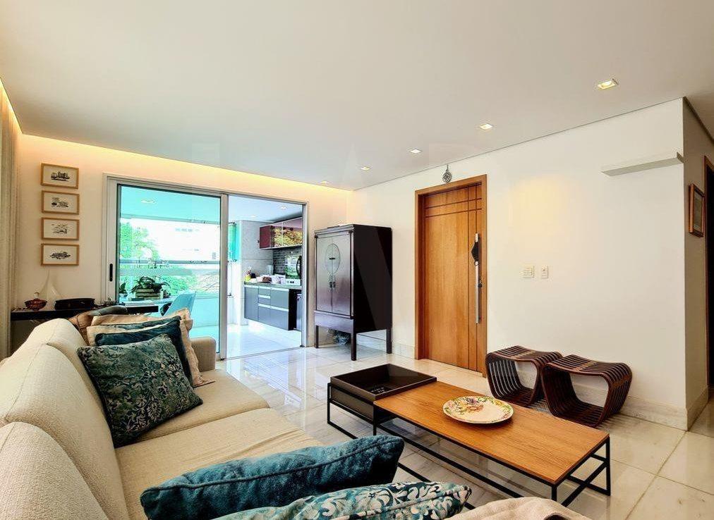 Foto Apartamento de 4 quartos à venda no Sion em Belo Horizonte - Imagem 03