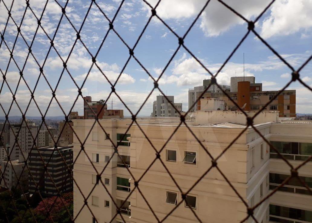 Foto Apartamento de 3 quartos para alugar no Sion em Belo Horizonte - Imagem