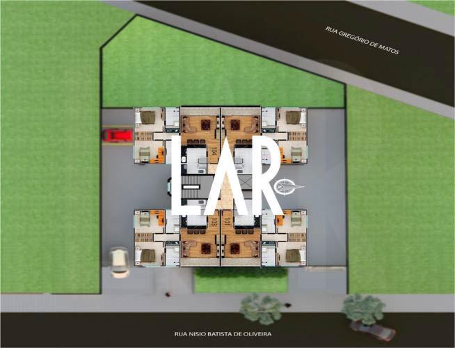 Foto Apartamento de 2 quartos à venda no São Lucas em Belo Horizonte - Imagem