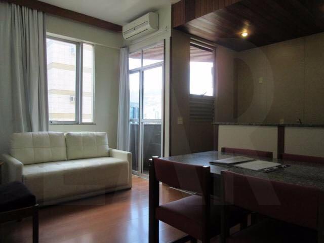 Foto Flat de 1 quarto à venda na Savassi em Belo Horizonte - Imagem 02