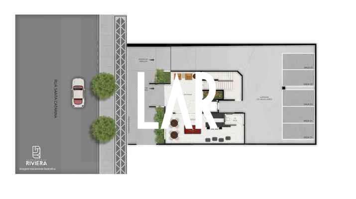 Foto Cobertura de 2 quartos à venda no Lourdes em Belo Horizonte - Imagem