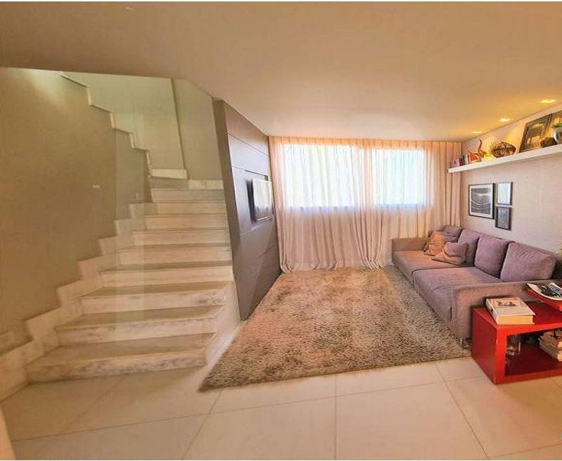 Foto Cobertura de 3 quartos à venda no Castelo em Belo Horizonte - Imagem 03