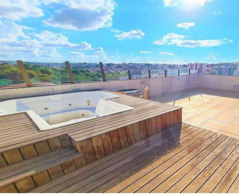 Foto Cobertura de 3 quartos à venda no Castelo em Belo Horizonte - Imagem