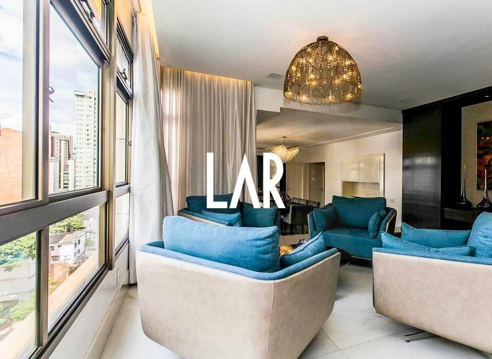 Foto Apartamento de 4 quartos à venda no Lourdes em Belo Horizonte - Imagem 07