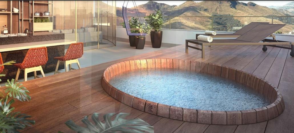 Foto Apartamento de 3 quartos à venda no VALE DO SERENO em Nova Lima - Imagem 08