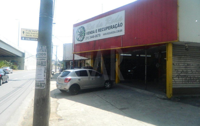 Foto Galpão para alugar no São Paulo em Belo Horizonte - Imagem