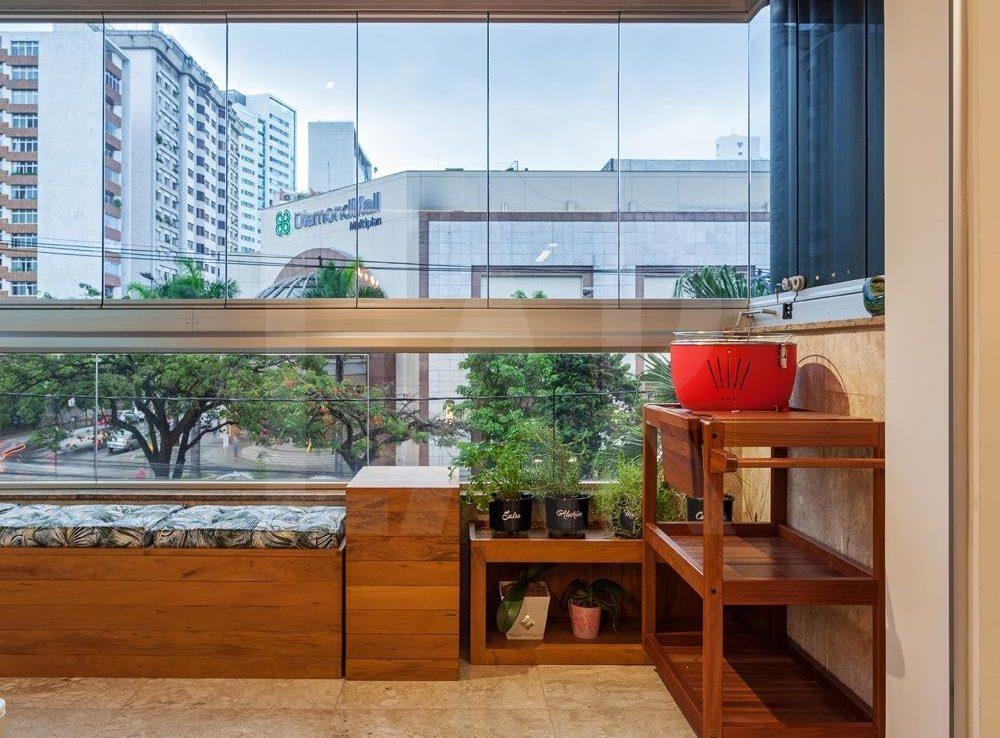 Foto Apartamento de 3 quartos à venda no Lourdes em Belo Horizonte - Imagem 07