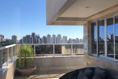 Foto Cobertura de 3 quartos à venda no Cidade Jardim em Belo Horizonte - Imagem 01