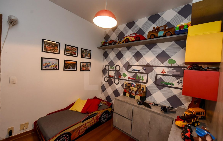 Foto Apartamento de 3 quartos à venda no Sion em Belo Horizonte - Imagem 09