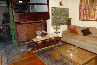 Foto Cobertura de 5 quartos à venda no Sion em Belo Horizonte - Imagem 01