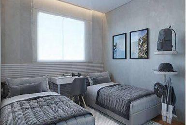 Foto Apartamento de 1 quarto à venda no Santa Maria em Belo Horizonte - Imagem 01