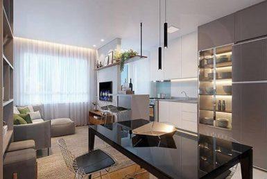 Foto Apartamento de 2 quartos à venda no Santa Maria em Belo Horizonte - Imagem 01