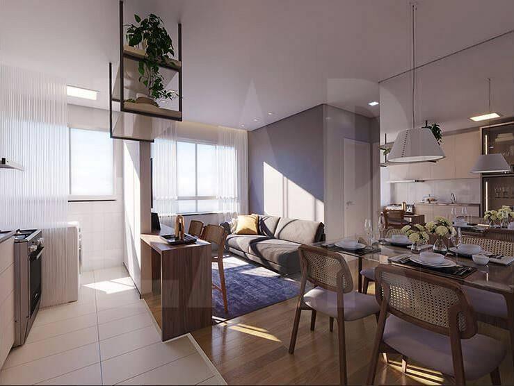Foto Apartamento de 2 quartos à venda no Santa Maria em Belo Horizonte - Imagem 02